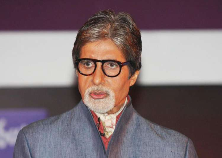Big B mourns death of Aishwarya's father with an emotional- India Tv