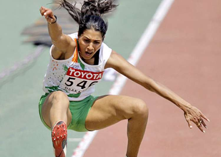 Olympic silver for Anju Bobby George 13 years after Athens- India Tv