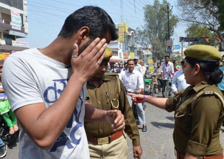 No 'murga position', 'hair shaving': UP police- India Tv