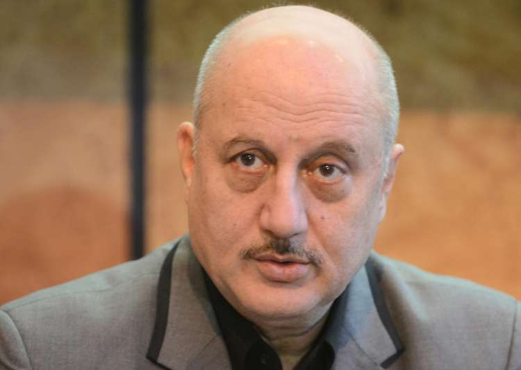 Anupam Kher- India Tv