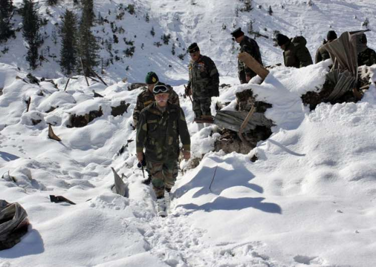 58 soldiers died in natural calamities in three years- India Tv