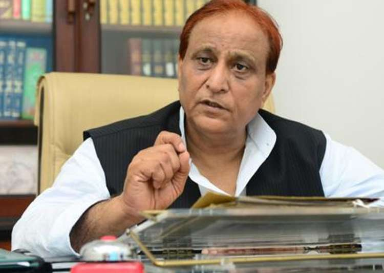 File pic of Azam Khan