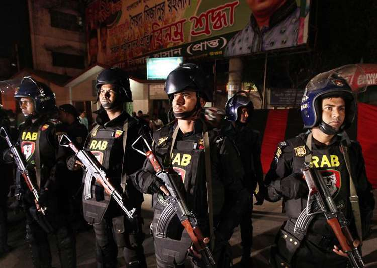 Bangladesh commandos storm militants hideout in Sylhet city