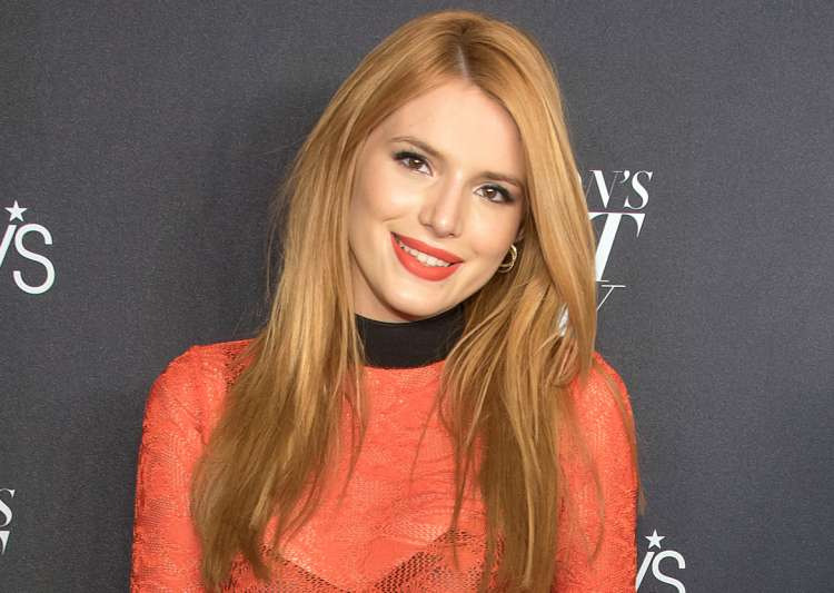 Bella Thorne- India Tv