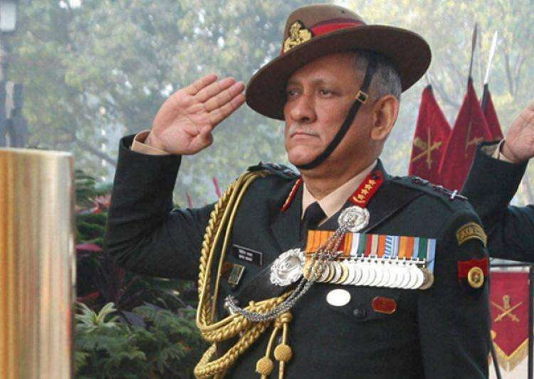 Bipin Rawat to be conferred with honorary rank of Nepal- India Tv