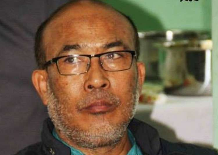 N Biren Singh- India Tv