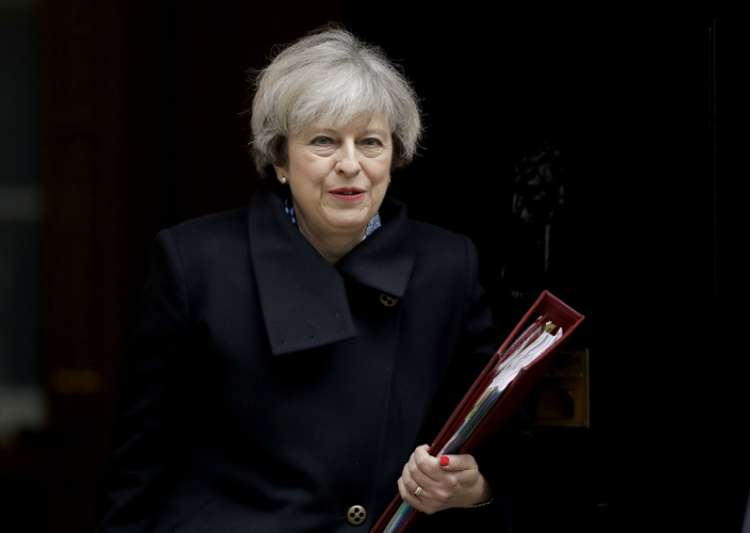 Thersa May plans to start Brexit negotiations by March end