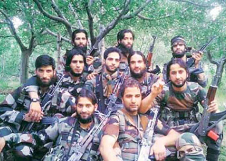88 Kashmiri youth joined militancy in 2016, most of them- India Tv