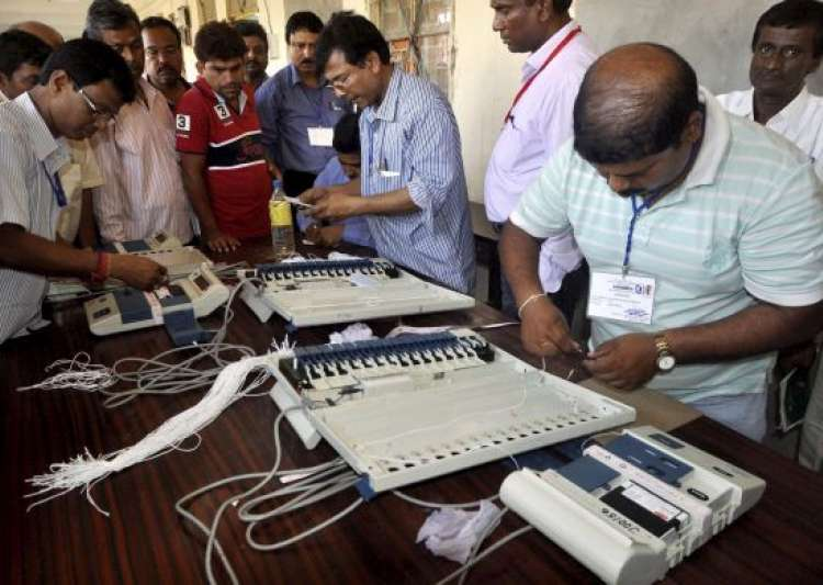 MCD elections to be held on April 22 through EVMs