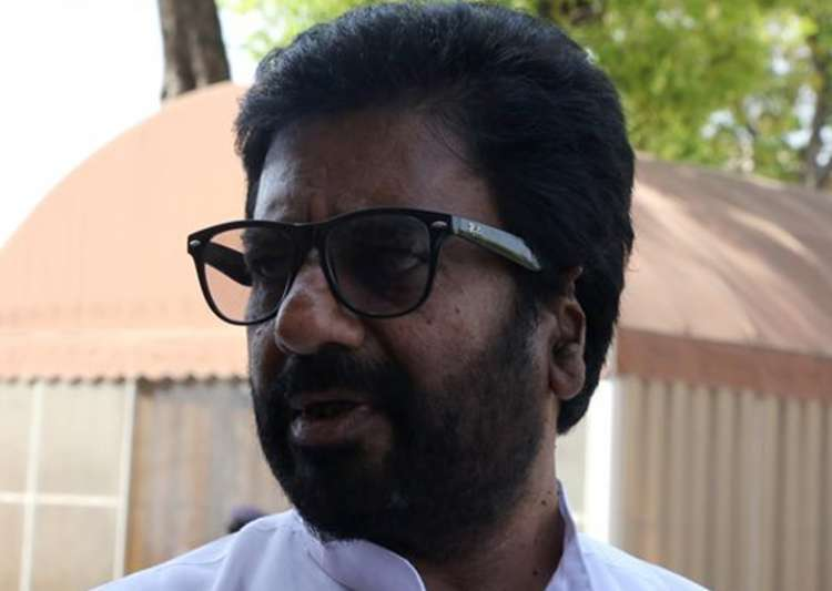 File pic of Shiv Sena MP Ravindra Gaikwad- India Tv