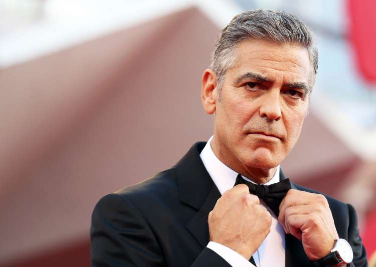 George Clooney- India Tv