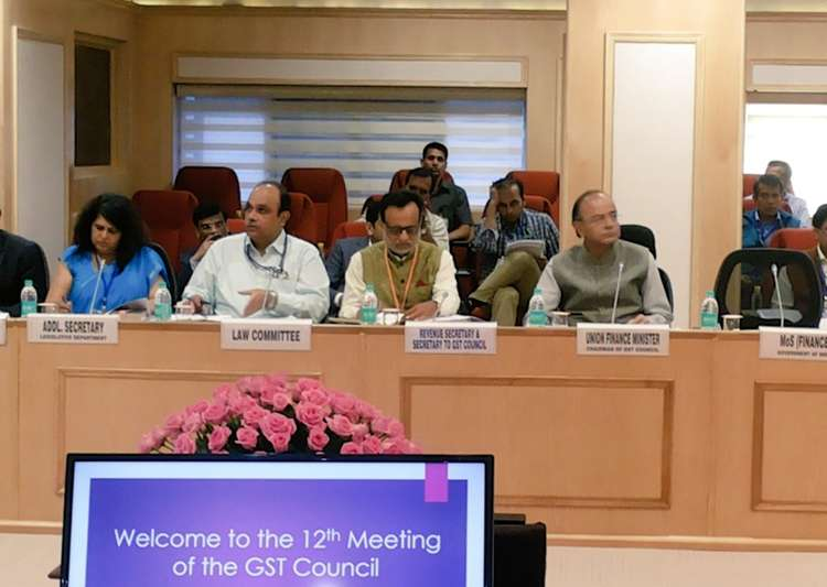 GST Council today cleared remaining two draft bills