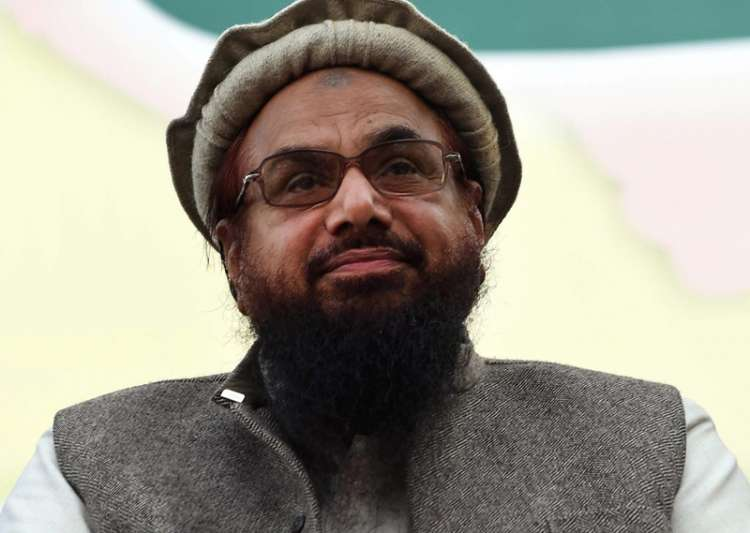 File pic of Hafiz Saeed- India Tv