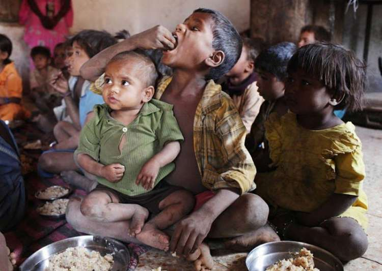 Representational pic - Over 19 crore still undernourished- India Tv