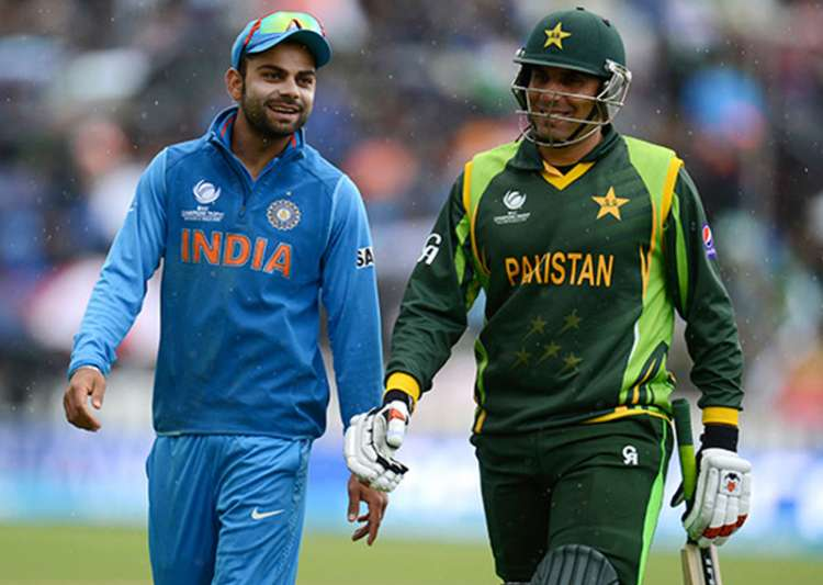 India-Pak series on the cards? BCCI seeks MHA's nod to- India Tv