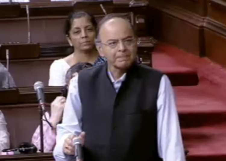 Govt embarrassed in Rajya Sabha as Finance bill returned- India Tv
