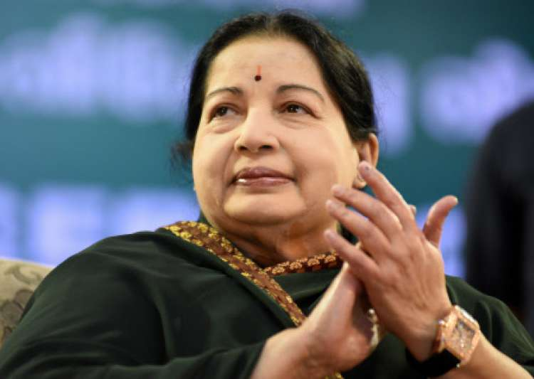 Jaya admitted to hospital after being 'pushed' by