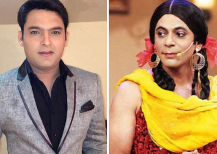 Kapil Sharma finally speaks up on his fight with co-star- India Tv