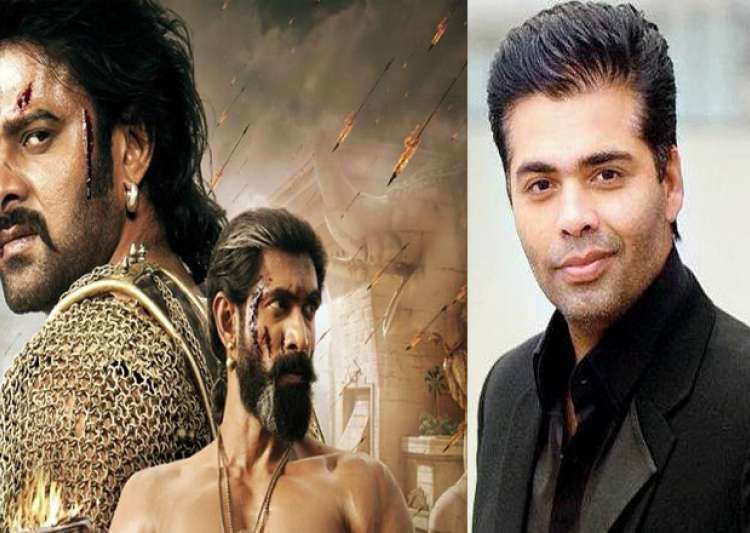Baahubali 2, Karan Johar- India Tv