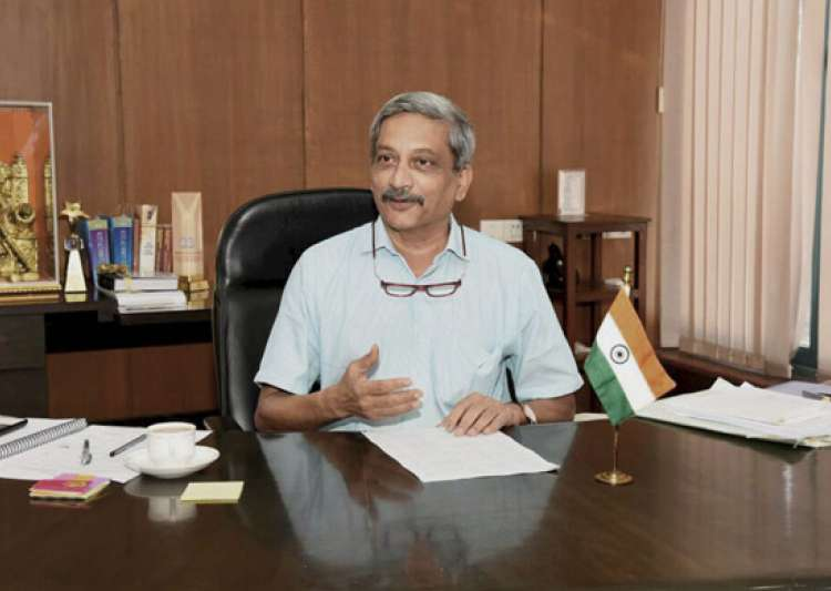 Goa CM Manohar Parrikar allots portfolios- India Tv