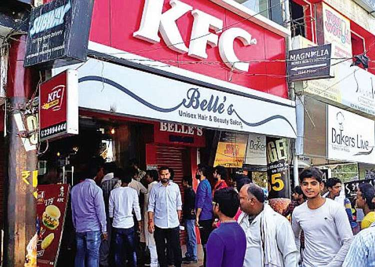 Over 500 meat shops, including KFC, forcibly shut down in- India Tv