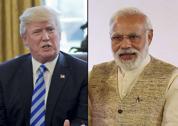 Trump looking forward to hosting Modi later this year, - India Tv