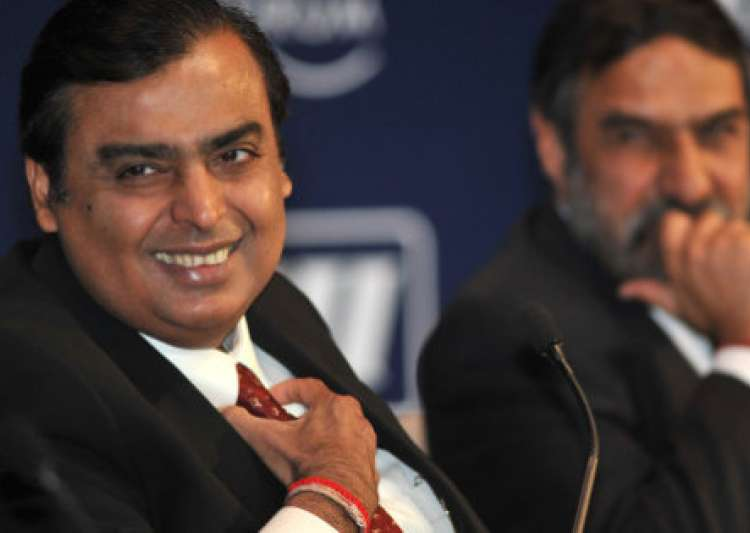 Mukesh Ambani with 100 other Indians in Forbes' World- India Tv