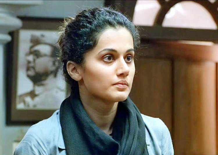 Taapsee Pannu launches sexual harassment helpline - India Tv