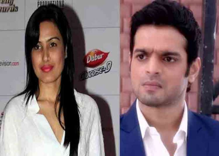 Kamya Punjabi and Karan Patel- India Tv