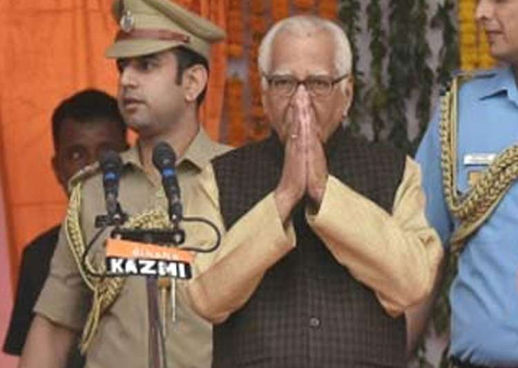 Ram Naik raises question over outgoing Speaker recognising- India Tv