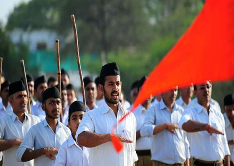 MCD polls: Applicants list RSS 'connections' as- India Tv