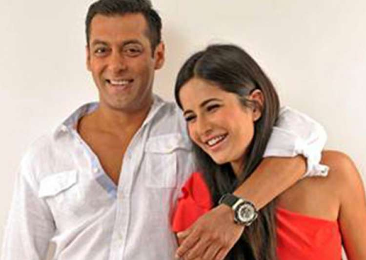 Salman Khan and Katrina Kaif- India Tv