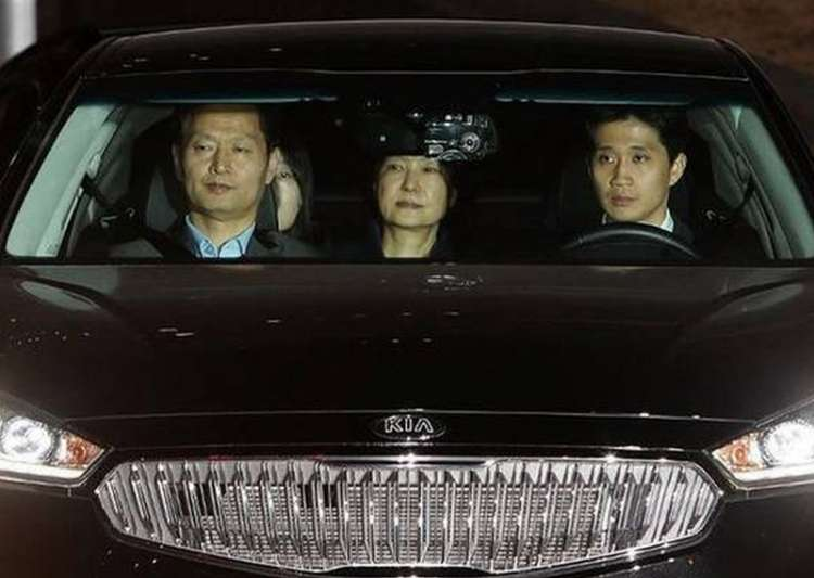 Ousted South Korean President Park Geun-hye arrested in