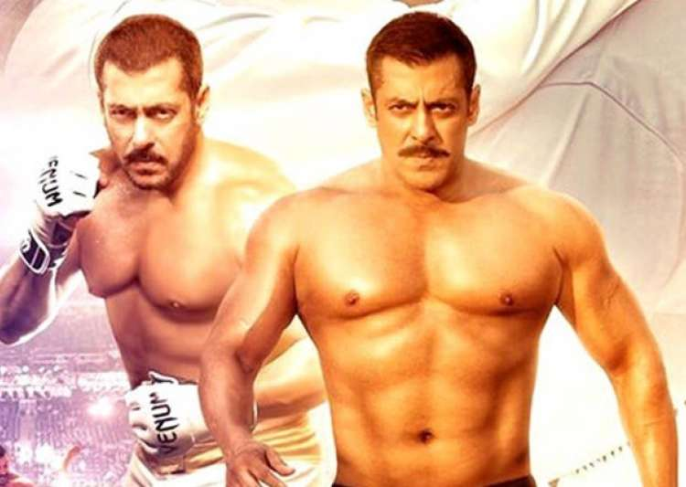 Salman Khan in Sultan