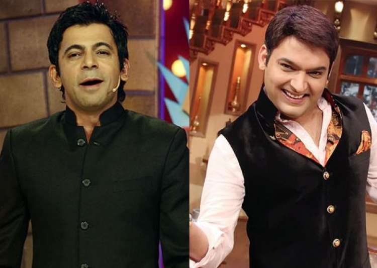Sunil Grover, kapil Sharma- India Tv