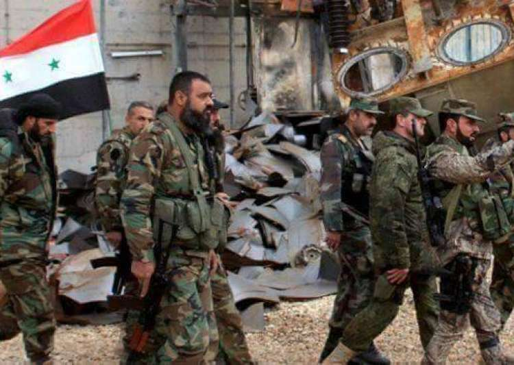Syrian Army takes full control of major IS stronghold in- India Tv