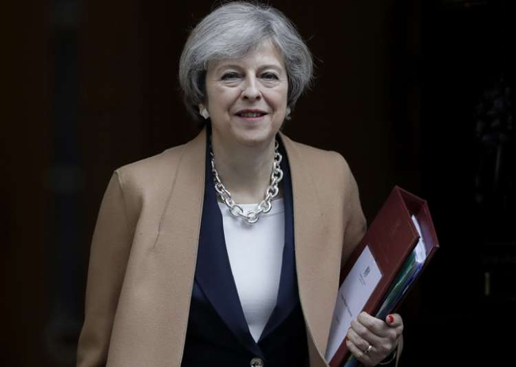 UK PM Theresa May to trigger Brexit on March 29- India Tv