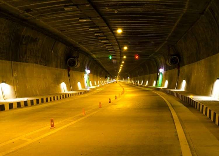 Why Asia's longest bi-direction road tunnel will prove a- India Tv