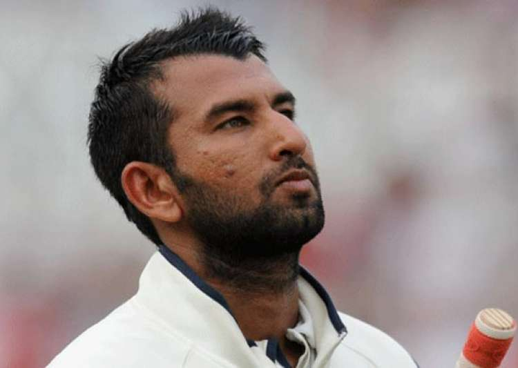 Pujara should go and play county cricket in England:- India Tv