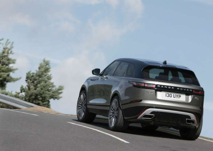 Tata Motors Owned Jlr Unveils All New Range Rover Velar