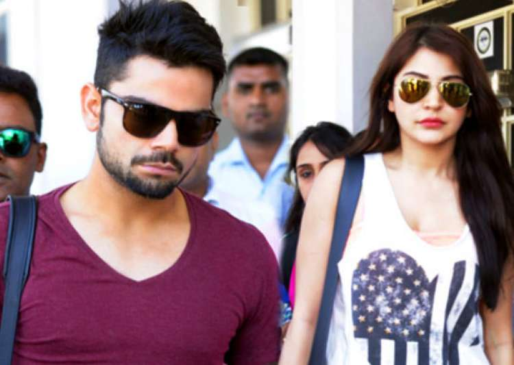 Anushka Sharma, Virat Kohli- India Tv