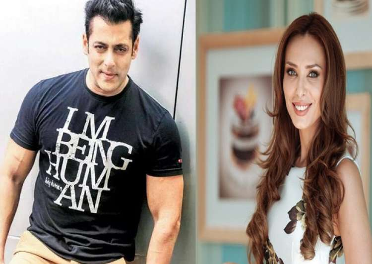 Salman Khan and Iulia Vantur- India Tv