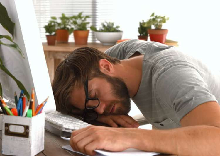 A short nap in office can really boost your work- India Tv