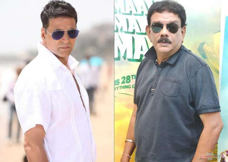 Priyadarshan and Akshay Kumar- India Tv