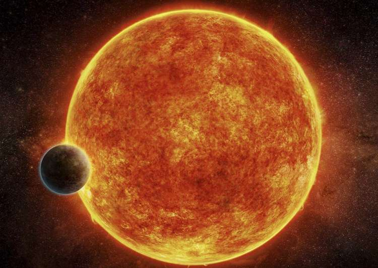 Super-Earth: Scientists discover planet that could contain- India Tv