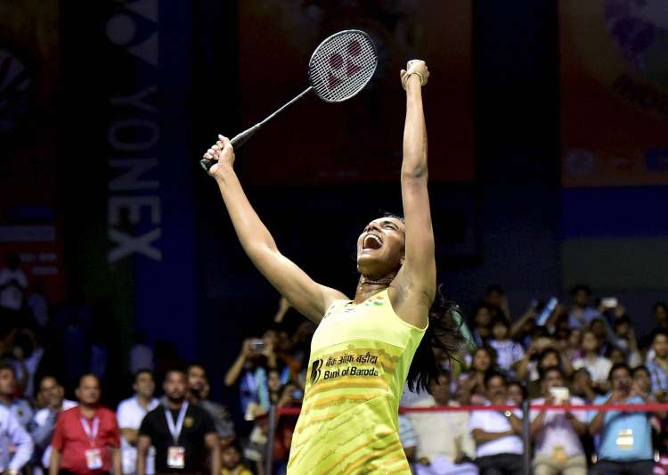 Sindhu, Sai Praneeth advance to quarter-finals- India Tv