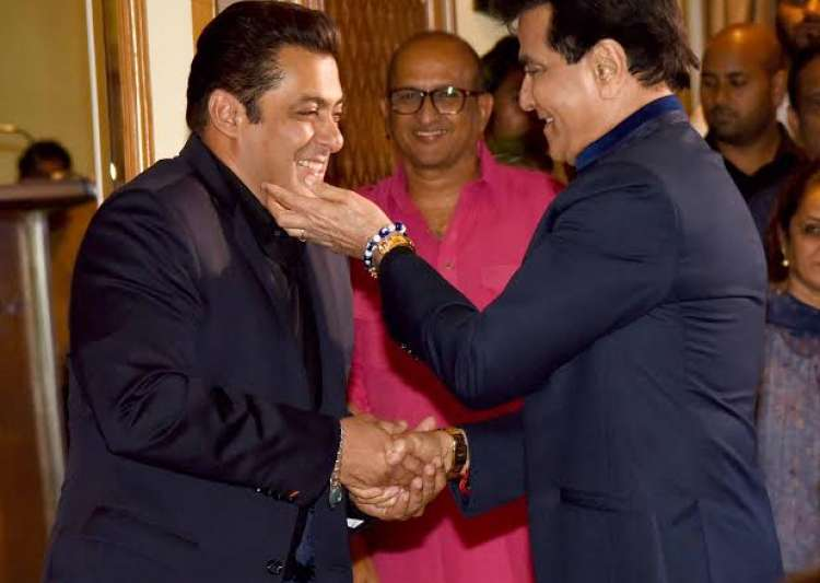 Salman Khan, Jeetendra- India TV- India Tv