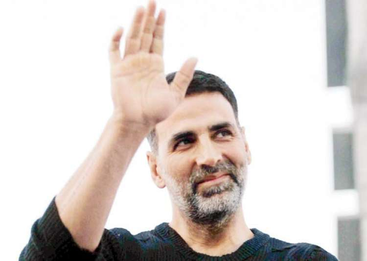 Akshay wins his first National Film Award and Twitter- India Tv