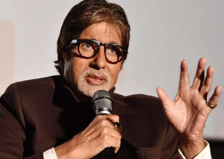 Big B gives book launch a miss due to high fever- India Tv