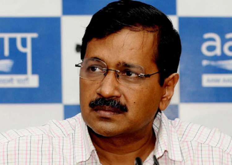 File pic of Delhi CM Arvind Kejriwal- India Tv